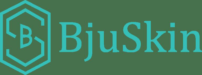 logo gabinetu bjuskin depilacja łódź
